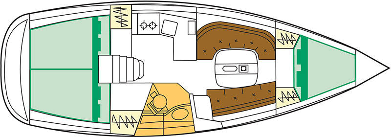 Yacht Charter Skiathos-Oceanis 343-PureSailing-0013