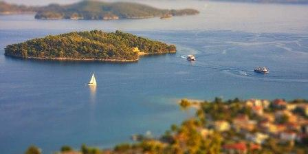 Yacht charter Ionian Sea
