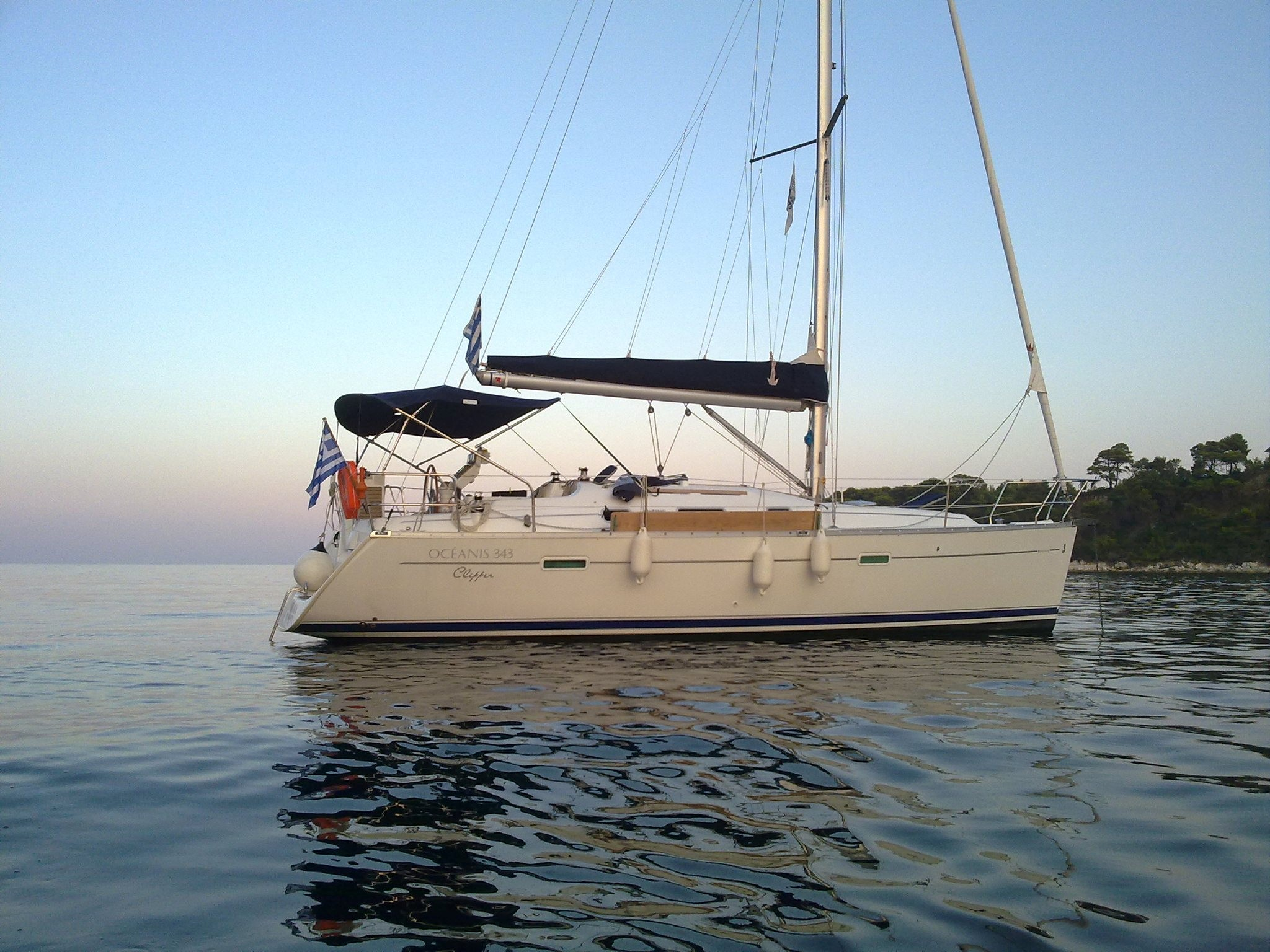 puresailing.gr yacht charter athens