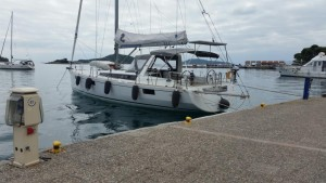 Ocxeanis 48 for charter