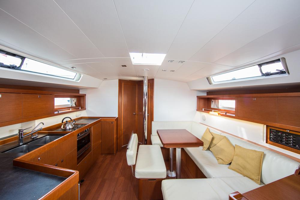 Beneteau Oceanis 45 Puresailing Yachting Yacht Charter Greece