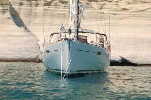 Ikaria - yacht charter skiathos