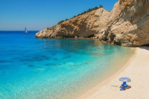Yacht charter in the Ionian Sea
