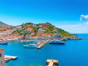 Greek sailing holidays