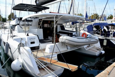 Lagoon 42 Available for charter